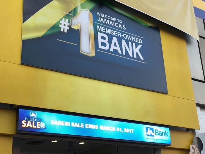 bank led