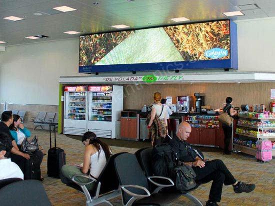 Liantronics 空港