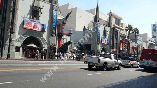 ハリウッド LED