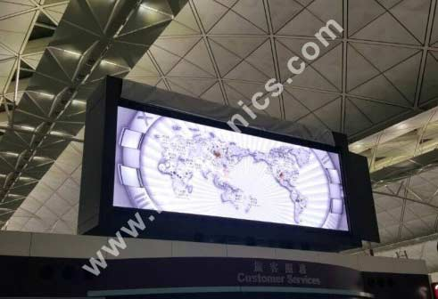 led screens outdoor