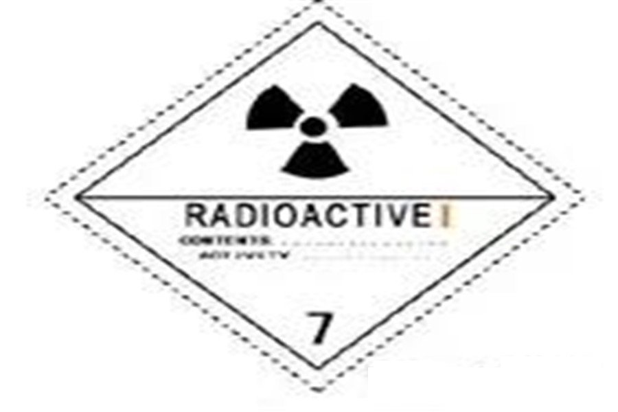 Radioactive chemical