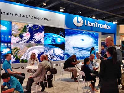 LianTronics Was Widely Acclaimed at NAB Show 2016