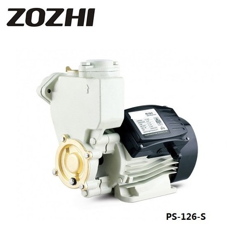 AUTOMATIC SELF-PRIMING PUMP PS Series 0.5HP-1HP