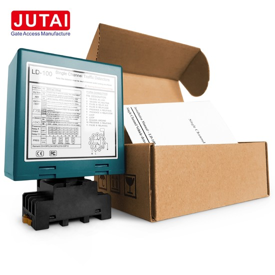 Vehicle Loop Detectors - JUTAI Brand Single/Dual Channel