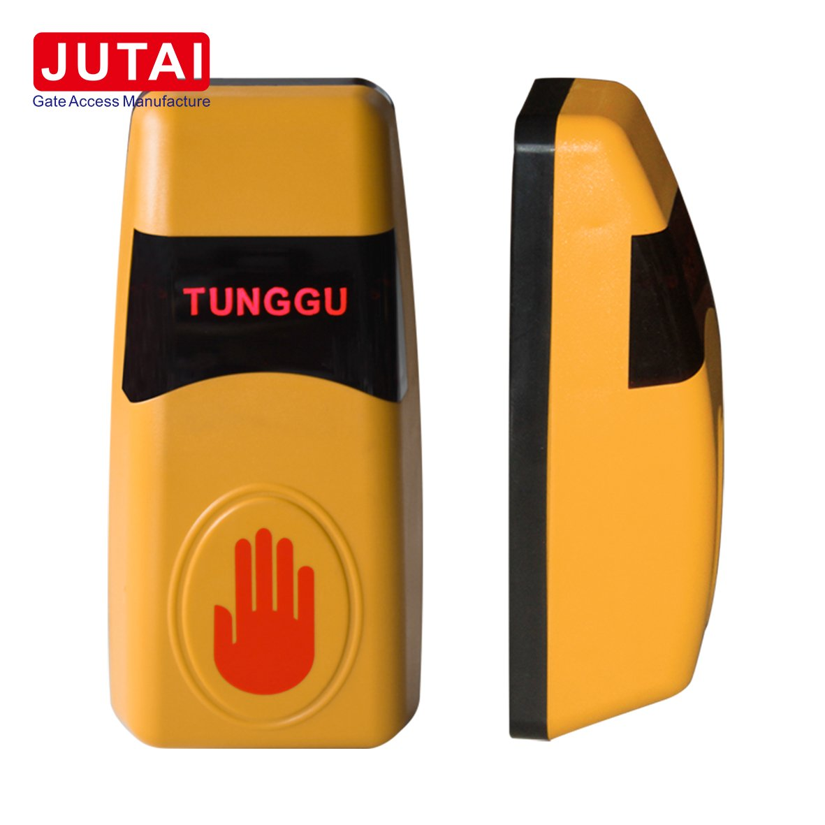 Capteur infrarouge de porte JUTAI JT-THE bouton de sortie sans contact