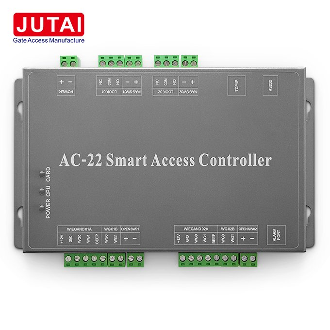 Double Door Network Access Control Board Toegangscontrole Software Management