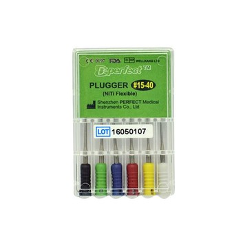 Root Canal Filling Plugger assorted size NITI