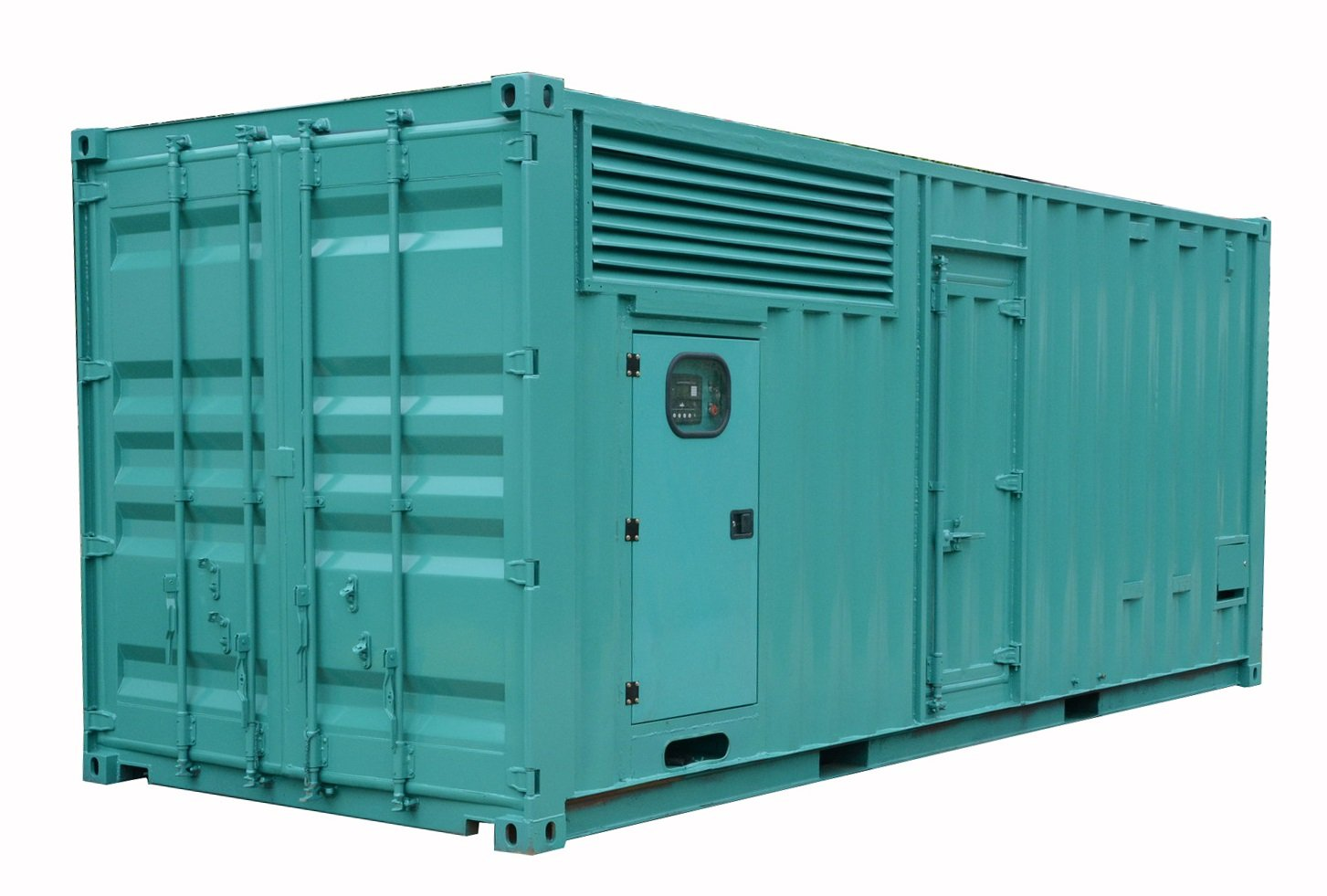 1000kVA Diesel Generator with Soundproof Canopy Made by Standard 20fts Container