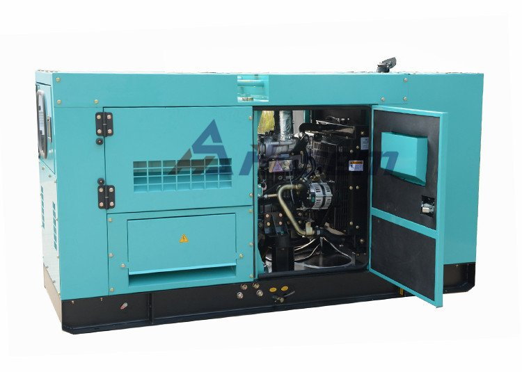 100kVA Emergency Backup Generator , Deutz Generator Set