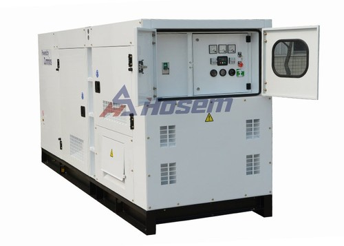 Industrial Diesel Generator 100kVA Drive by Cumins Diesel Engine Model 6BT5.9-G2