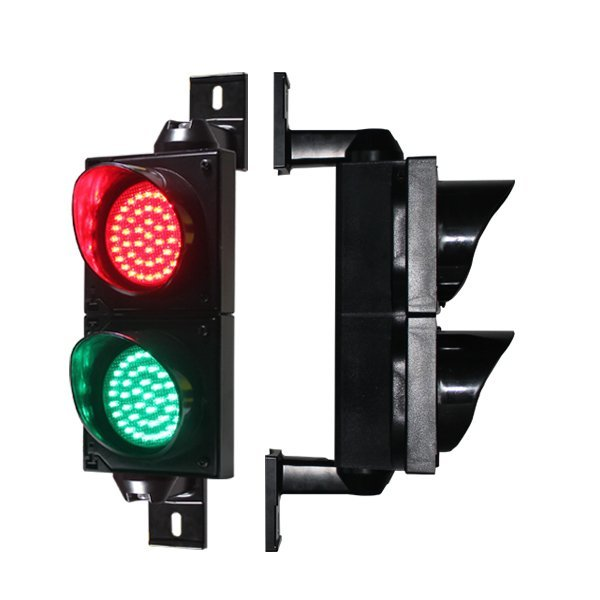 100mm Traffic Signal Light With Good Quality Traffic Light For Sale