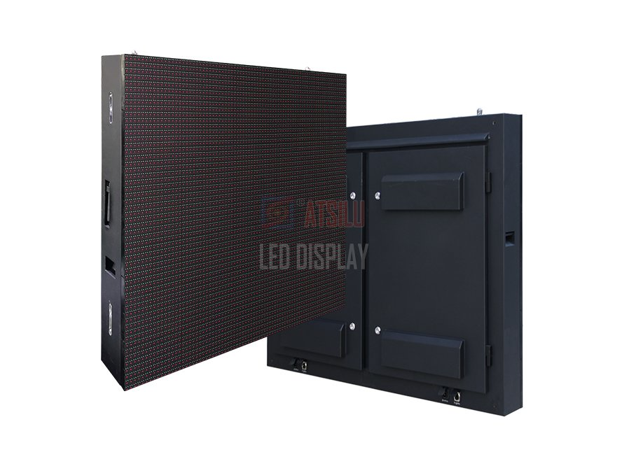 1024mmx1024mm LED Display Panel Cost-Effective Indoor and Outdoor P4/P8/P16mm LED Cabinet