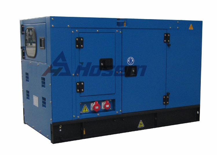 10kVA Diesel Generator with Perkins Engine 403A-11G1