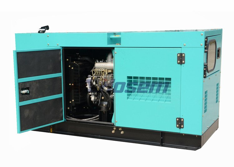 Low Noise Diesel Generator Rate Output 10kW