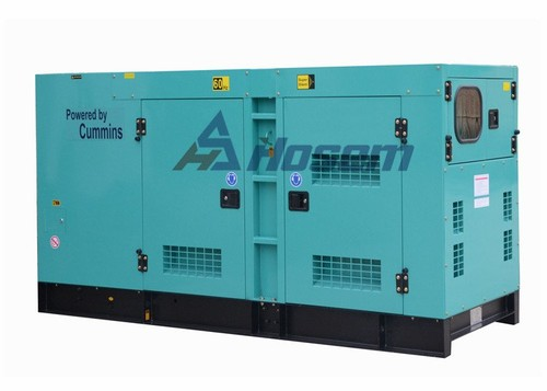 125kVA Diesel Generator with Cummins Diesel Engine Model 6BTA5.9-G2 For Mine