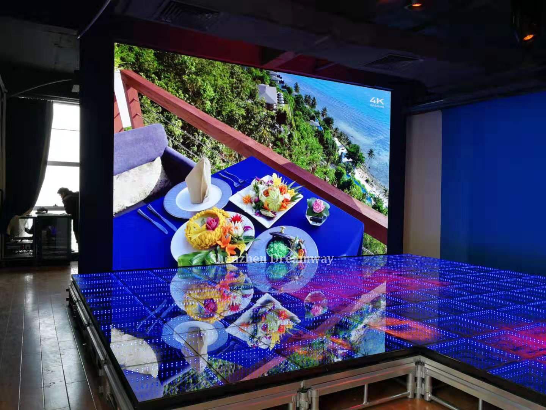 Phông nền sân khấu LED