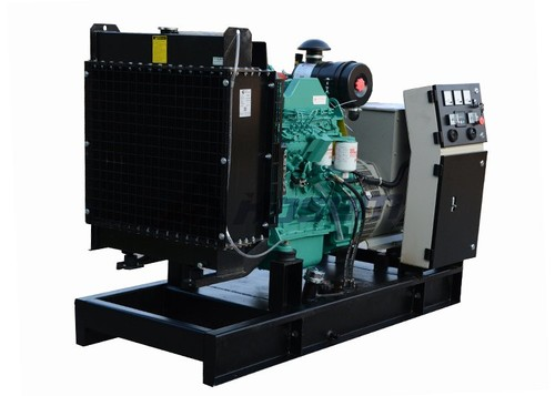 Open type Diesel Generator with Engine Model 6BTAA5.9-G2 Standby Output 150kVA