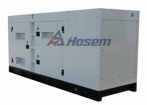 150kVA China Diesel Generator aangedreven door SDEC Diesel Engine met Stamford Brushless Alternator