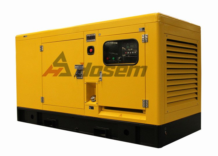Supply difference kind of design of soundproof canopy for diesel generator