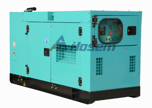 Rate Output 12kW Diesel Generator with Perkins Diesel Engine 403A-15G2