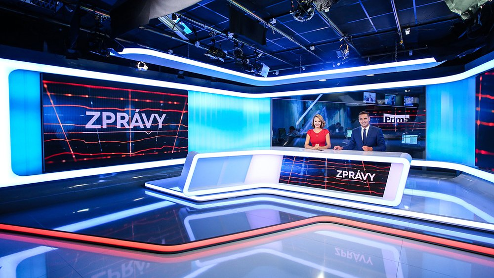 LianTronics Creates Modern Environment for Czech Prima Televize