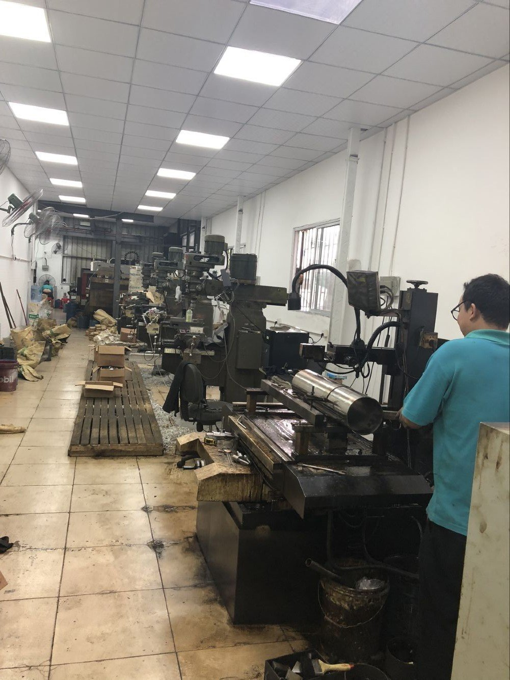 CNC 메커니즘