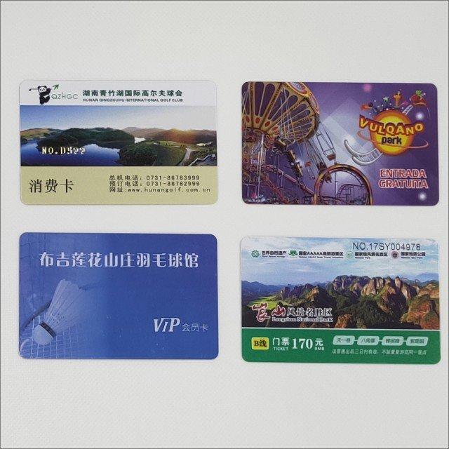 RFID Card system
