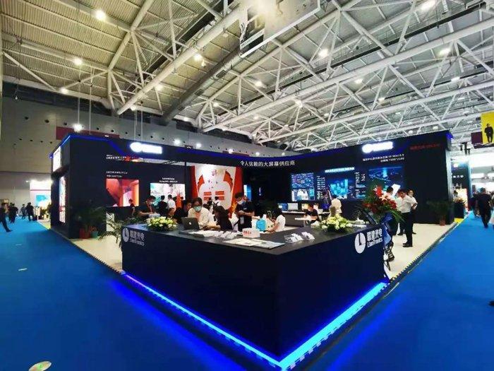 Liantronics Showcases Multi-Scenario Display Solutions в Isle 2021