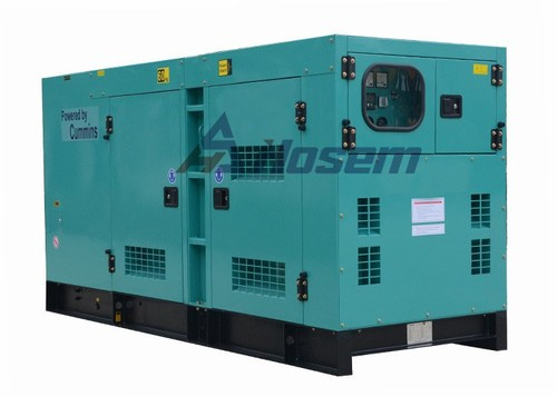 Diesel Generator with Cummins Engine Rate Output at 200kVA With CE Certificate