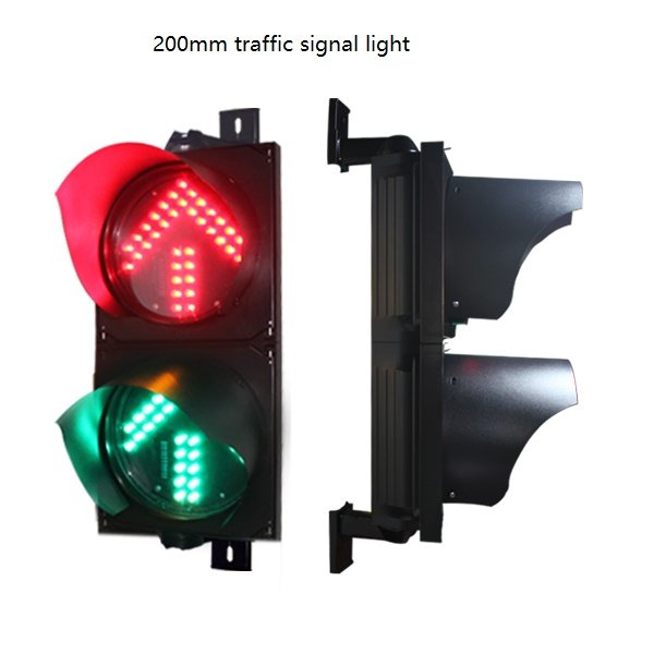 200mm traffic signal light