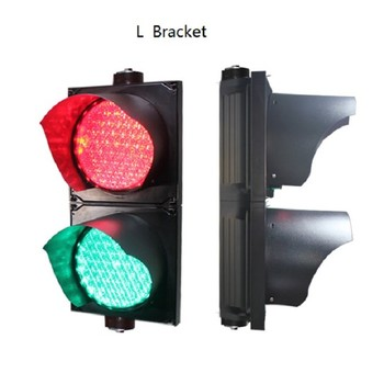 200mm Red-Green Traffic Light With 2 Year Warranty Traffic Signal Light