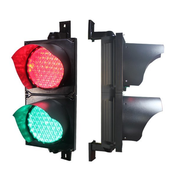 200mm Traffic Signal Light With IP65 Waterproof Traffic Light For Sale