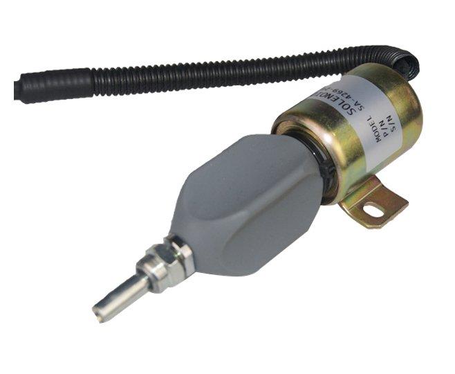 153ES SA-4269-12 Generator Fuel Shutdown Solenoid
