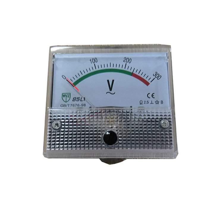 ​Generator Gauge Analog Voltage Meter