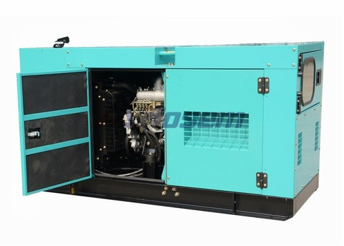 Cummins Diesel Generator With Stamford Alternator Rate Output 20kVA for Restaurant