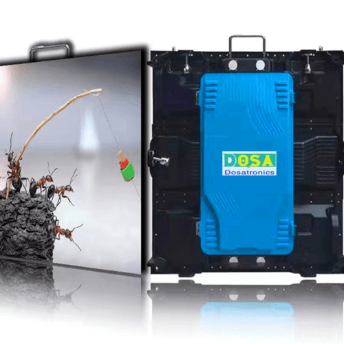 Outdoor LED Display P3mm 576mm X 576mm LED Panel For Firm Installation