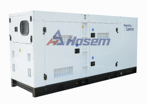 250kVA Cummins Generator with 6LTAA8.9-G2 Diesel Engine For Outdoor Use