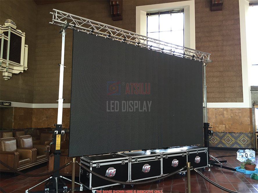 250mmx250mm LED Display Module Indoor P2.6/2.9/3.9/4.8/6.2mm Outdoor P2.9/3.9/4.8/6.2mm LED Modules