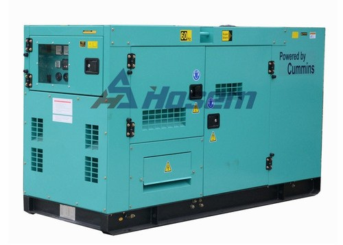 Power Generator with Cummins Diesel Engine and Stamford Alternator, Rate Output 25kVA