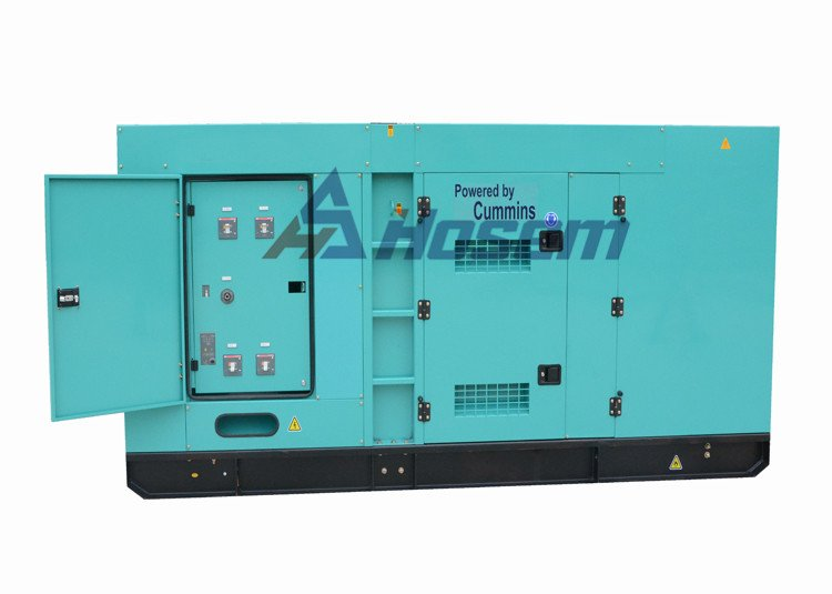 275kW Three Phase Generator with Cummins Engine