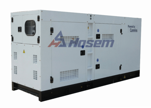 250kW Cummins Diesel Generator με Diesel Engine Model 6LTAA9.5-G1 και Stamford Alternator