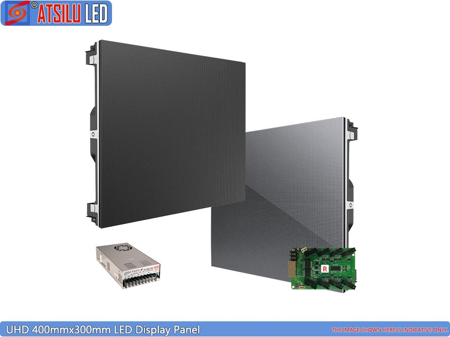 UHD 400mmx300mm LED Display Panel