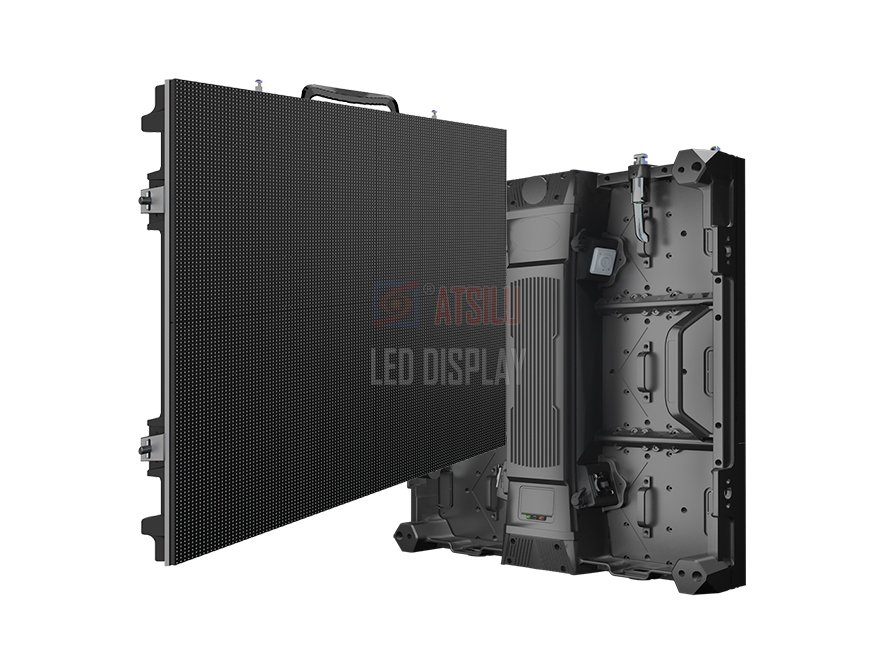 480mmx480mm LED Display Panel Indoor HD P2mm / P2.5mm / P3mm / P4mm Lightweight LED Kabinet