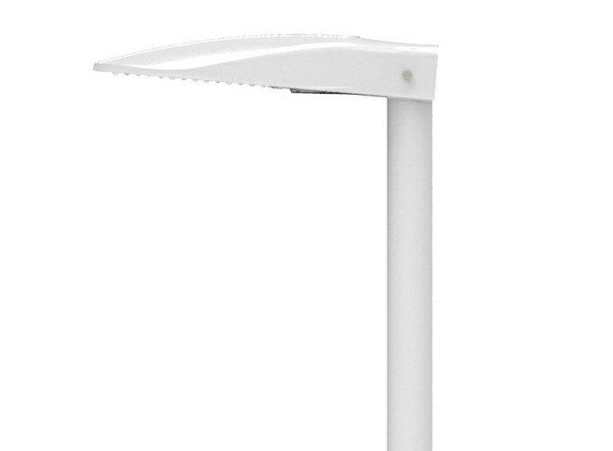 Монтаж на столб уличного фонаря 60 Вт