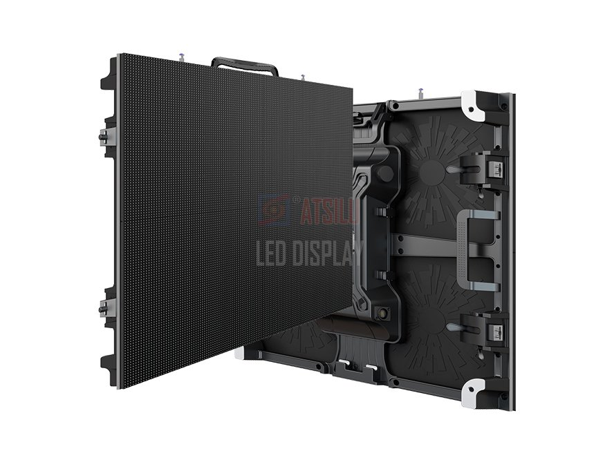 500mmx500mm LED Display Panel HD Indoor P2.6/P2.9/3.91/4.81mm Outdoor P2.9/3.9/4.8mm LED Cabinets