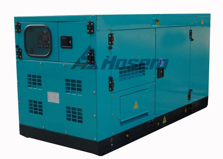 Silent Diesel Generator Rate Output 50kVA
