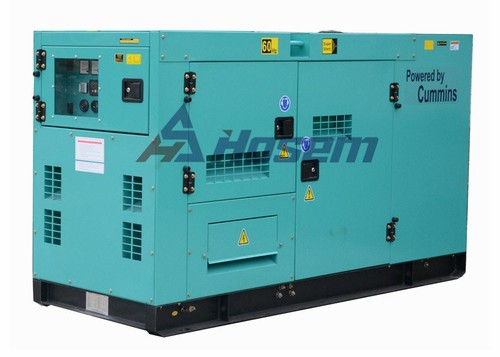 75kVA Diesel Generator with Cummins Diesel Engine 4BTA3.9-G11 with ISO8528 Standard