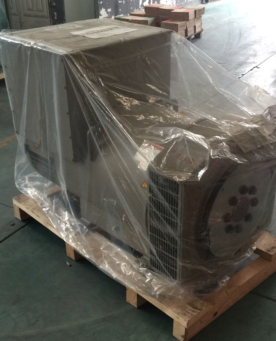 Stamford Alternator LVI 634 C for 800kVA Diesel Generator