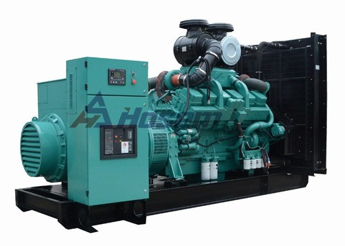 800kVA Cummins Generator With Engine Model KTA38-G2B 400V , Open Type Diesel Generator