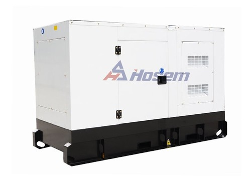 80kVA Diesel Generator Frequency at 50Hz Rate Voltage 400 / 230V for Sell